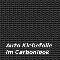 Auto Klebefolie im Carbonlook