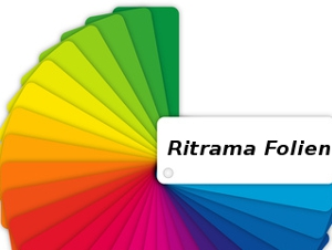 Ritrama Folie - Farbenvielfalt