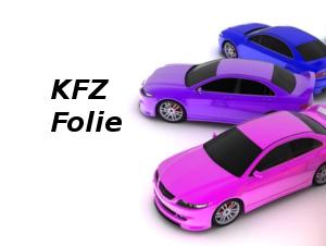 KFZ Folien für Auto & Motorrad